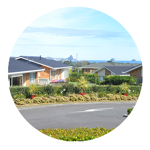 Villas - Taranaki's Leading Retirement Village