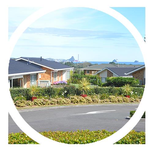 Villas - Taranaki's Leading Retirement Village